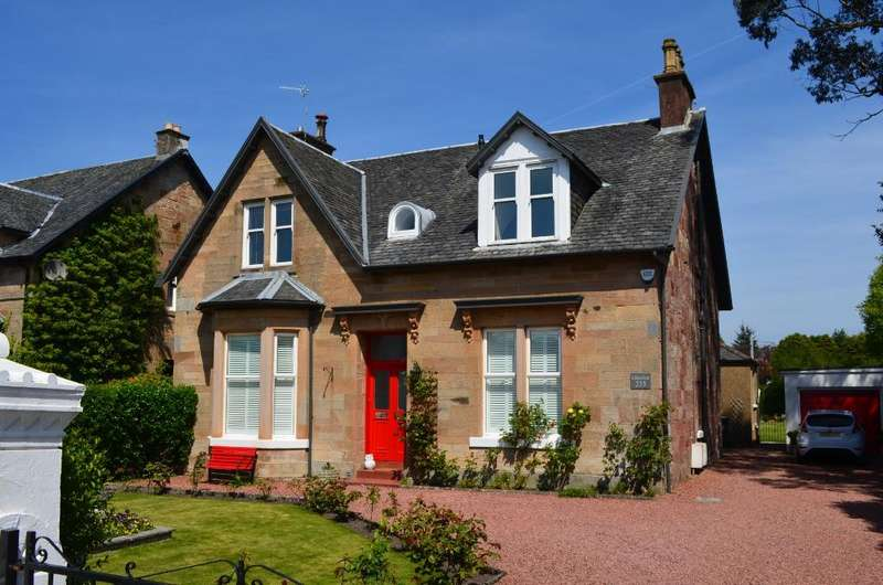 2 Bedrooms Flat for sale in East Clyde Street, Helensburgh, Argyll Bute, G84 7AY