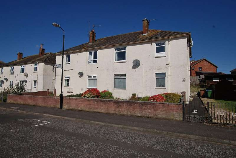2 Bedrooms Flat for sale in 53 Tarbolton Road, Monkton, PRESTWICK, KA9 2RP