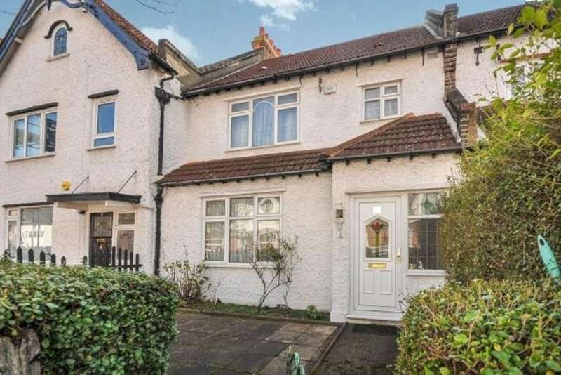 4 Bedrooms Terraced House for sale in Semley Road, Norbury, London