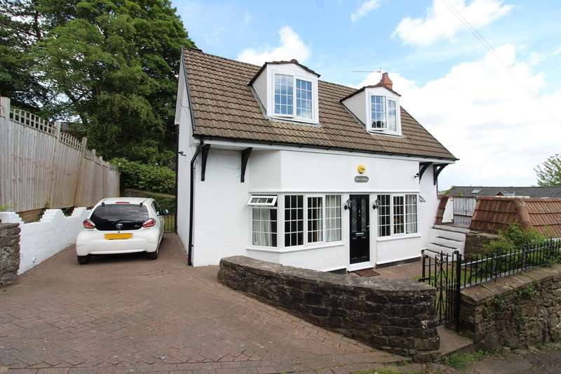 3 Bedrooms Cottage House for sale in 5 Vicarage Hill, Newport, NP20