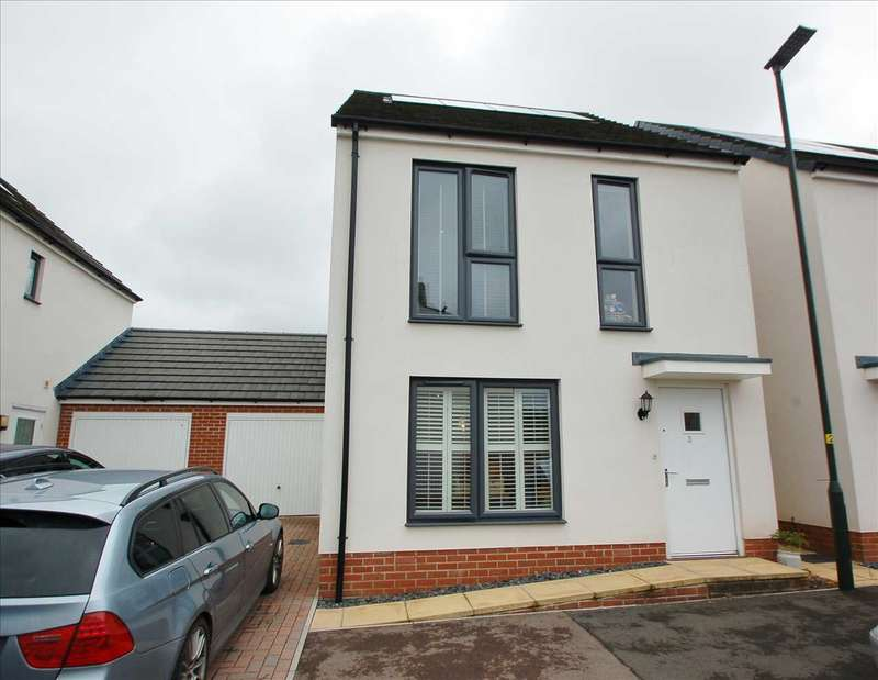 3 Bedrooms Link Detached House for sale in IRONWORKS CLOSE