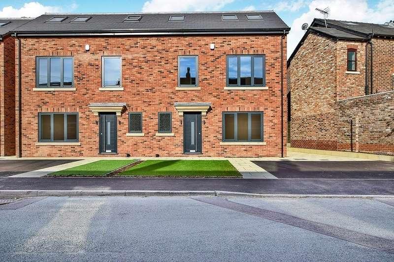 4 Bedrooms Semi Detached House for sale in South Oak Lane, Wilmslow, SK9