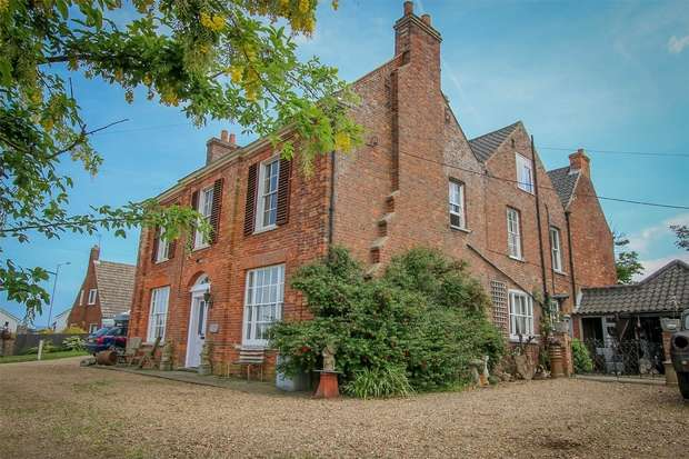 8 Bedrooms Detached House for sale in Old Hunstanton
