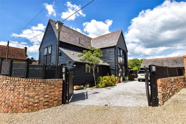 4 Bedrooms Detached House for sale in Cressing, Braintree, Essex
