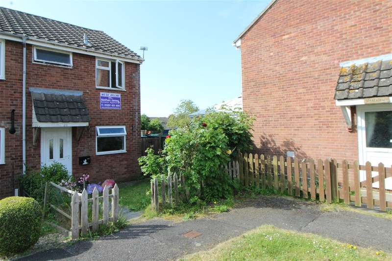 2 Bedrooms End Of Terrace House for sale in Rowan Drive, Chepstow