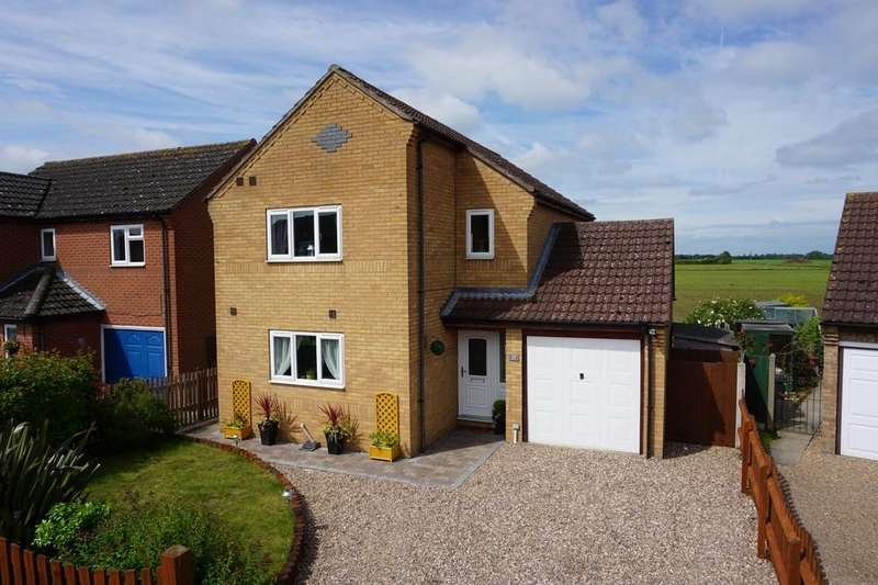 3 Bedrooms Detached House for sale in Castleview, Tattershall