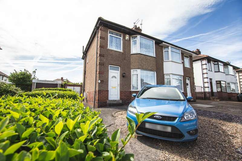 3 Bedrooms Semi Detached House for sale in Farview Road, Sheffield, S5 7TA