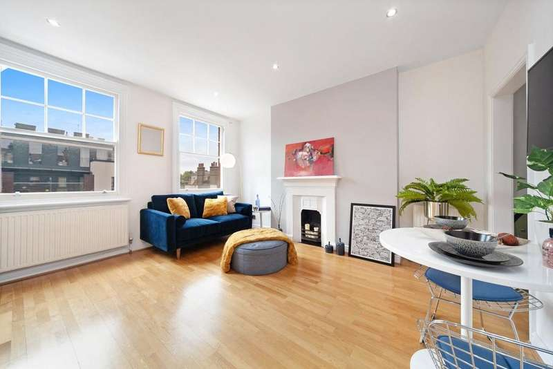 2 Bedrooms Flat for sale in Camden High Street, London, NW1