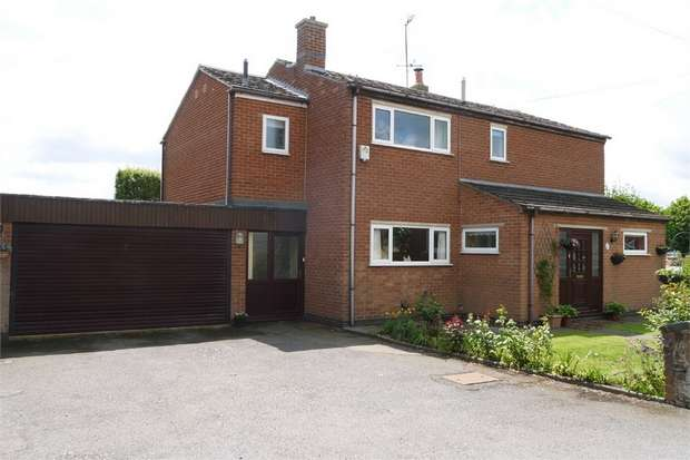 4 Bedrooms Detached House for sale in Main Street, Sutton Bassett, Market Harborough, Northamptonshire