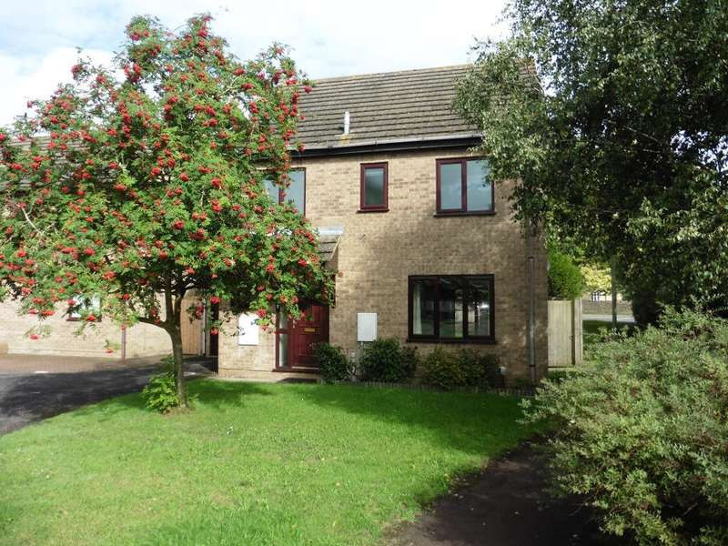 4 Bedrooms Detached House for rent in Dark Lane, Witney, Oxon, OX28 6LX