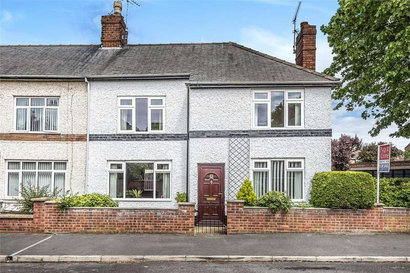 3 Bedrooms Semi Detached House for sale in St Catherines Road, Lincoln, LN5