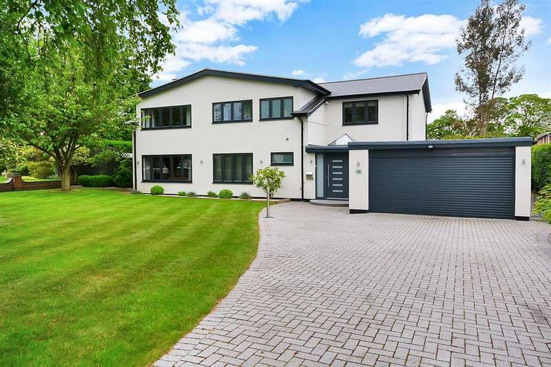 5 Bedrooms Detached House for sale in Priory Park, Thurgarton, Nottingham