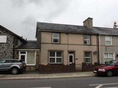 3 Bedrooms Terraced House for sale in Market Place, Penrhyndeudraeth, Gwynedd, LL48