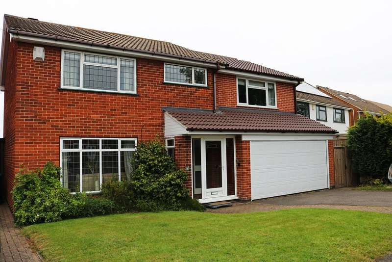 4 Bedrooms Detached House for sale in Winchester Close, East Leake
