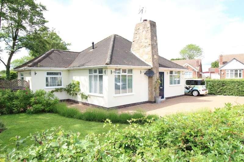 2 Bedrooms Detached Bungalow for sale in Newtown Road, Bedworth, CV12