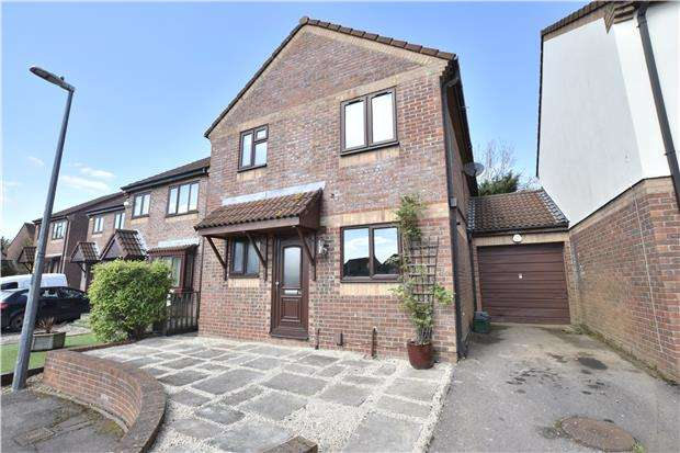 3 Bedrooms Link Detached House for sale in Howes Close, Barrs Court, BS30 8SB