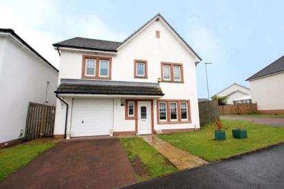 4 Bedrooms Detached House for sale in Heatherbank Drive, Gartcosh, Glasgow, North Lanarkshire