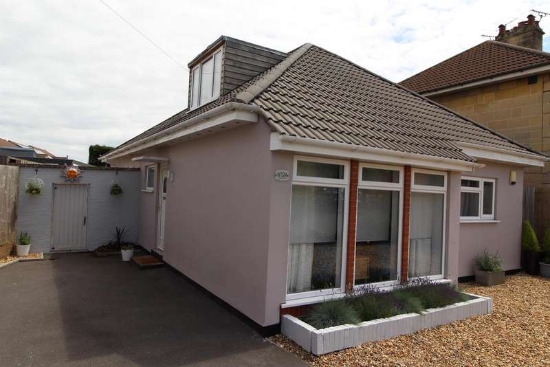 4 Bedrooms Detached Bungalow for sale in Wells Road, Whitchurch, Bristol, BS14 9HT
