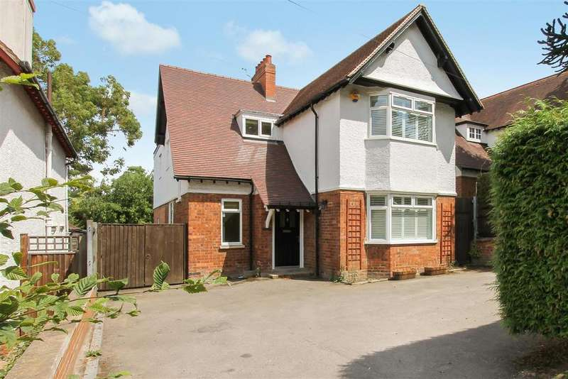 4 Bedrooms Detached House for sale in Harp Hill, Charlton Kings, Cheltenham
