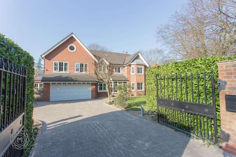 6 Bedrooms Detached House for sale in Chatsworth Road, Worsley, Manchester, M28