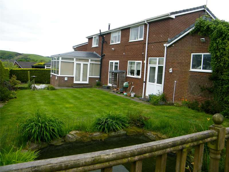 4 Bedrooms Detached House for sale in The Meadows, Grotton, Saddleworth, OL4