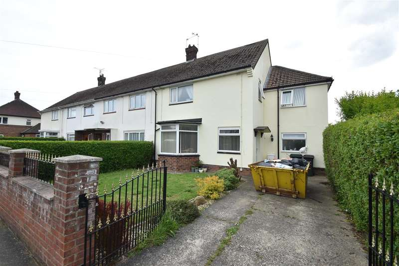 4 Bedrooms End Of Terrace House for sale in Church Road North, Skegness