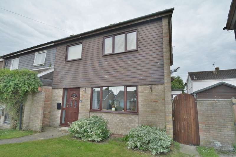 4 Bedrooms Semi Detached House for sale in Beech Way, Dickleburgh