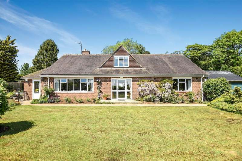 4 Bedrooms Detached Bungalow for sale in Rauceby Drove, South Rauceby, NG34