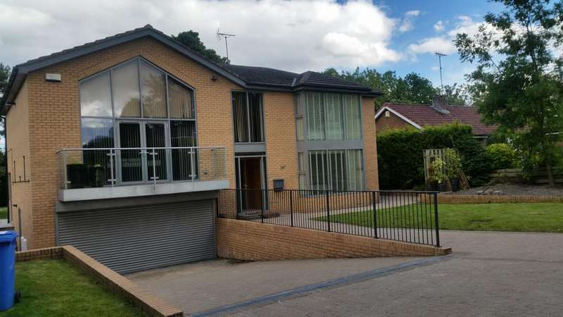 4 Bedrooms Detached House for rent in Willow Way, Darras hall, Ponteland, Newcastle upon Tyne NE20