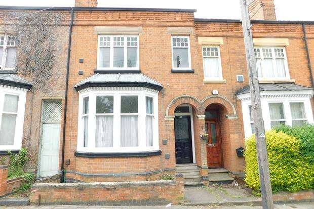 4 Bedrooms Terraced House for sale in Stretton Road, Leicester, LE3