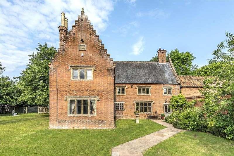 6 Bedrooms Detached House for sale in Jordan Lane, Nr Reepham, Norfolk