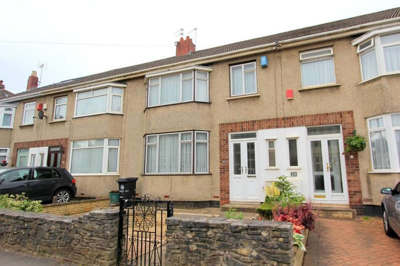 4 Bedrooms Terraced House for rent in College Road, Fishponds
