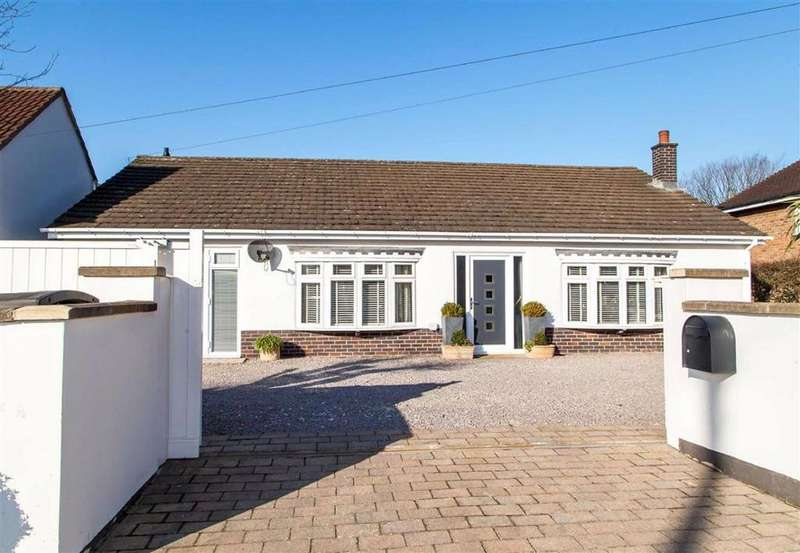 4 Bedrooms Detached Bungalow for sale in The Hill, Glapwell, Chesterfield, S44