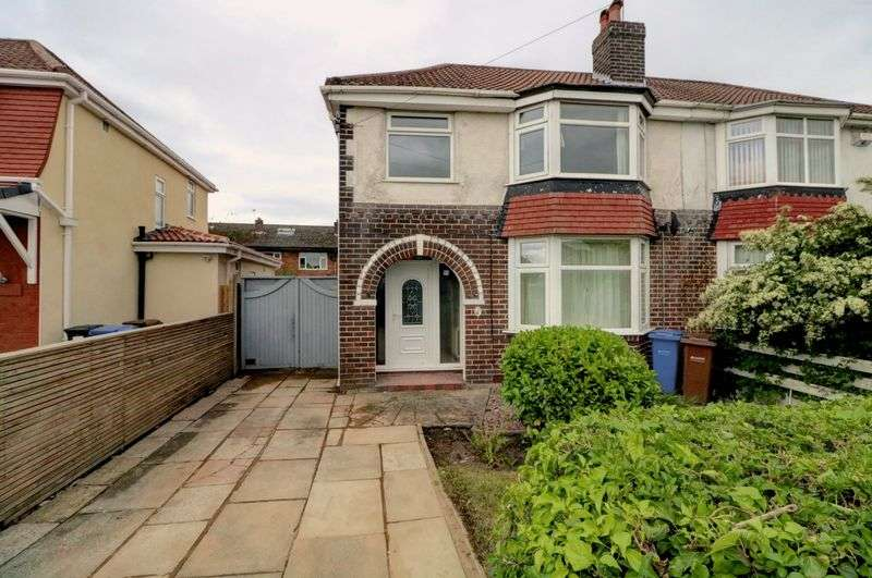 3 Bedrooms Property for sale in Bolshaw Road, Heald Green