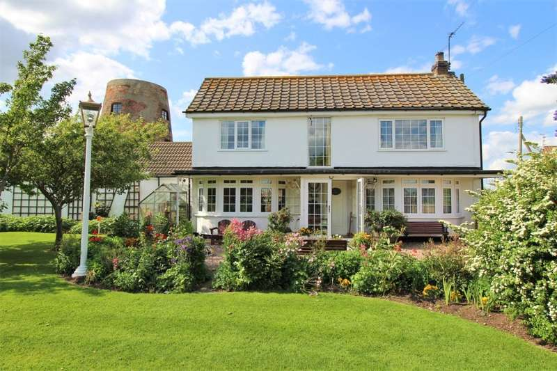 4 Bedrooms Detached House for sale in Ferry Road, Barrow Haven, Barrow-Upon-Humber, DN19