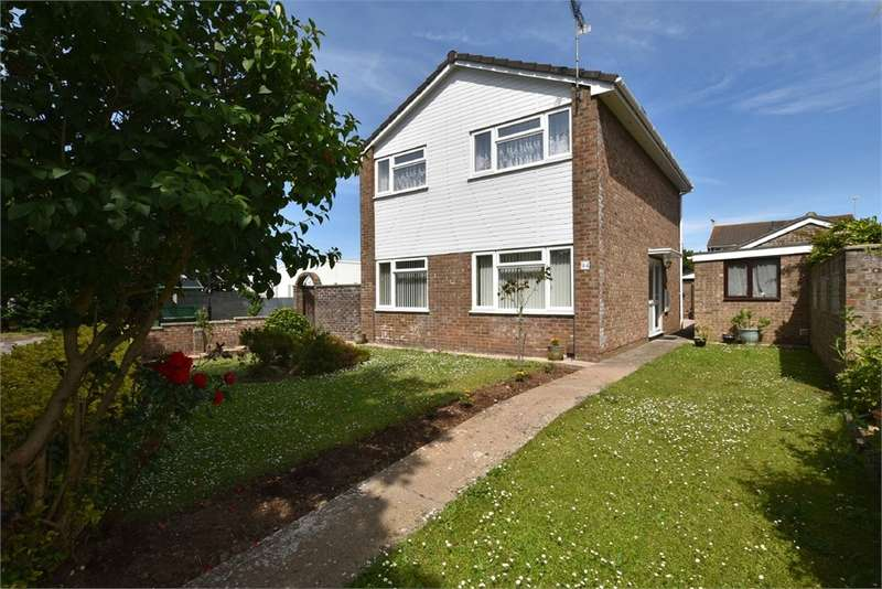 4 Bedrooms Detached House for sale in The Maples, Nailsea, Bristol, North Somerset