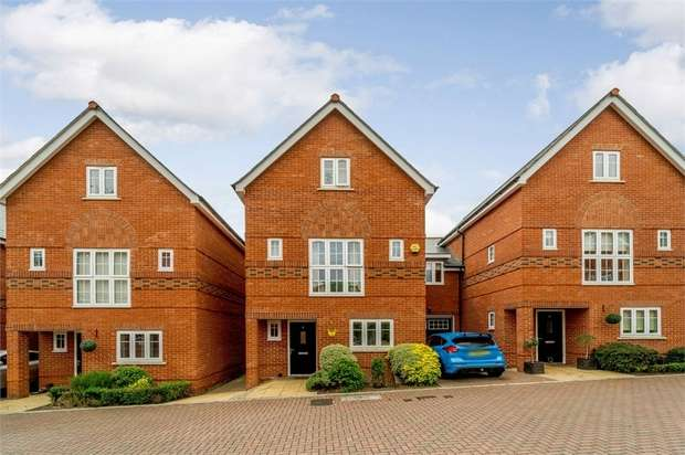 4 Bedrooms Semi Detached House for sale in The Courtyard, Maidenhead, Berkshire
