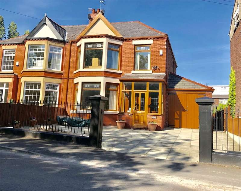 3 Bedrooms Semi Detached House for sale in Litherland Park, Litherland, LIVERPOOL, Merseyside