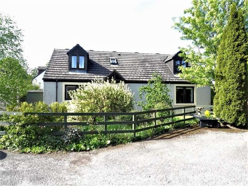 4 Bedrooms Detached House for sale in Milton Lane, Finavon, Forfar DD8