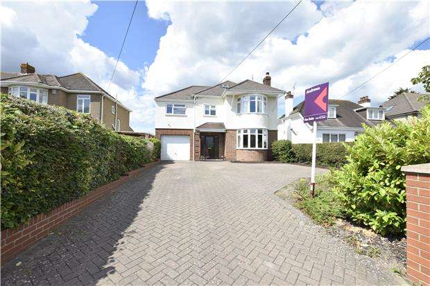 5 Bedrooms Detached House for sale in Courtney Road, Kingswood, BS15 9RQ