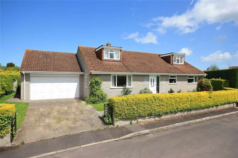 4 Bedrooms House for sale in Hawkers Lane, Hambridge, Langport, Somerset, TA10