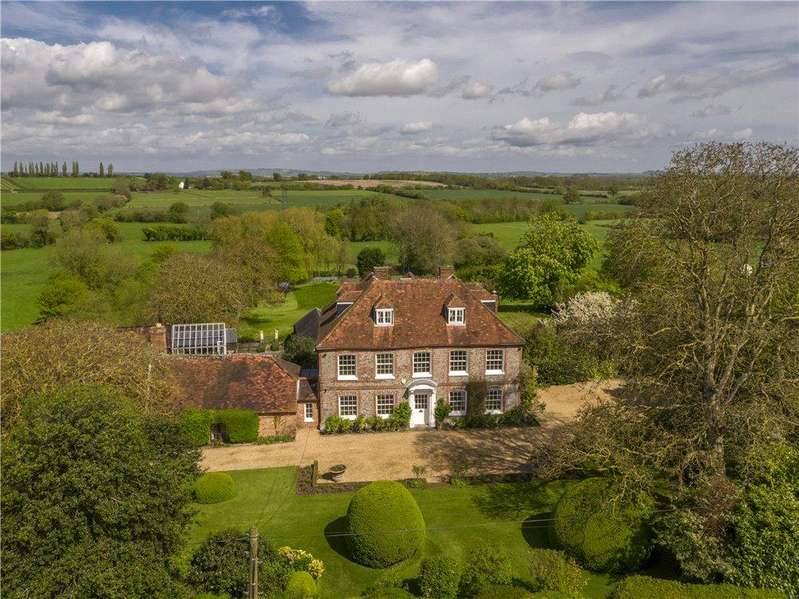 6 Bedrooms Detached House for sale in Tetsworth, Thame, Oxfordshire, OX9