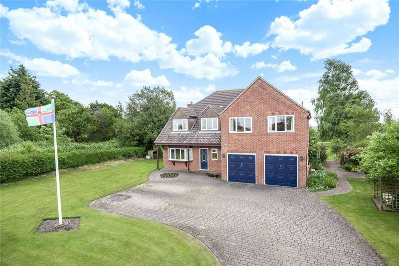 4 Bedrooms Detached House for sale in West Torrington, Lincoln, LN8