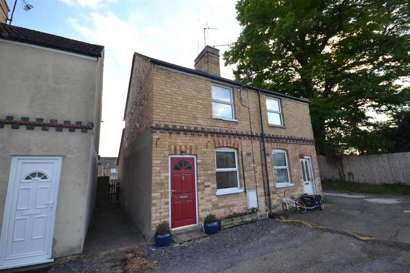 2 Bedrooms Semi Detached House for sale in Zebra Cottages Torkington Street, Stamford