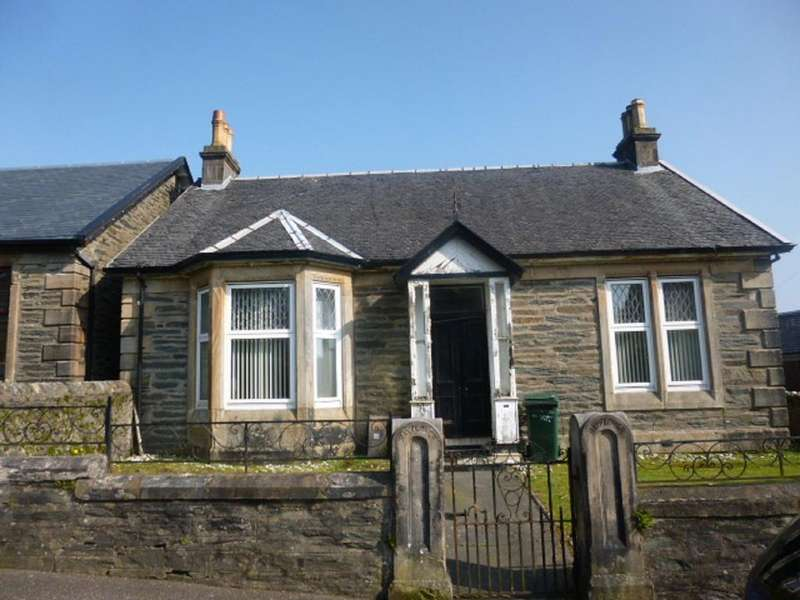 3 Bedrooms Detached House for sale in 44 Victoria Road, DUNOON, PA23 7AE