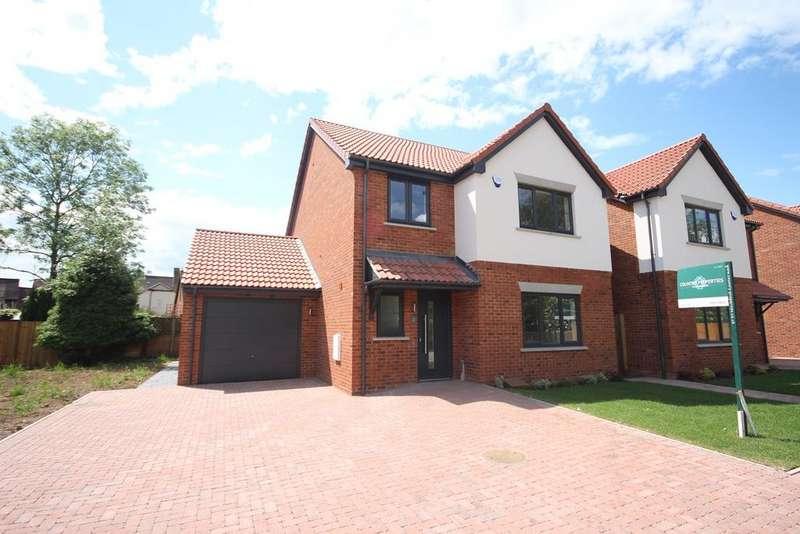 4 Bedrooms Detached House for sale in Kingsmede, Shefford, SG17