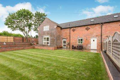 4 Bedrooms Barn Conversion Character Property for sale in Radway Green Barns, Radway Green, Alsager, Cheshire