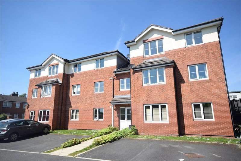 2 Bedrooms Apartment Flat for sale in St. Stephens Court, 6 Worsley Road, Swinton, M27