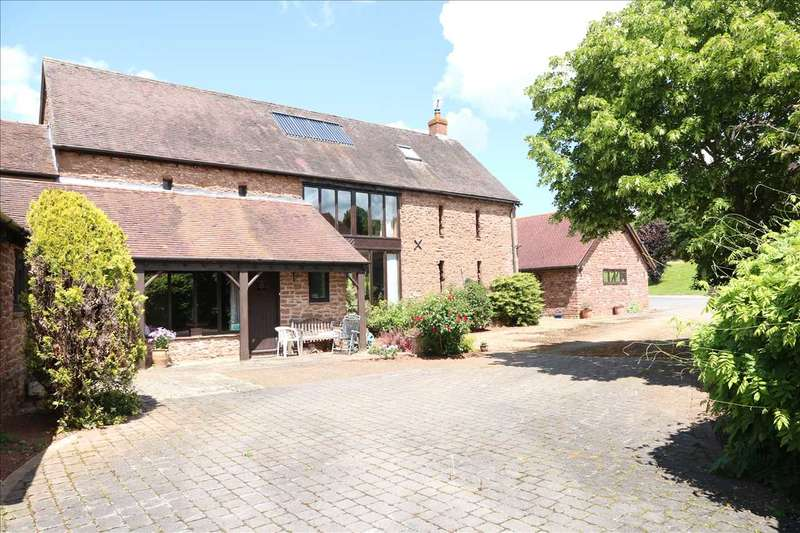 5 Bedrooms Barn Conversion Character Property for sale in Phocle Green, Long Meadow Barn, Ross-on-Wye