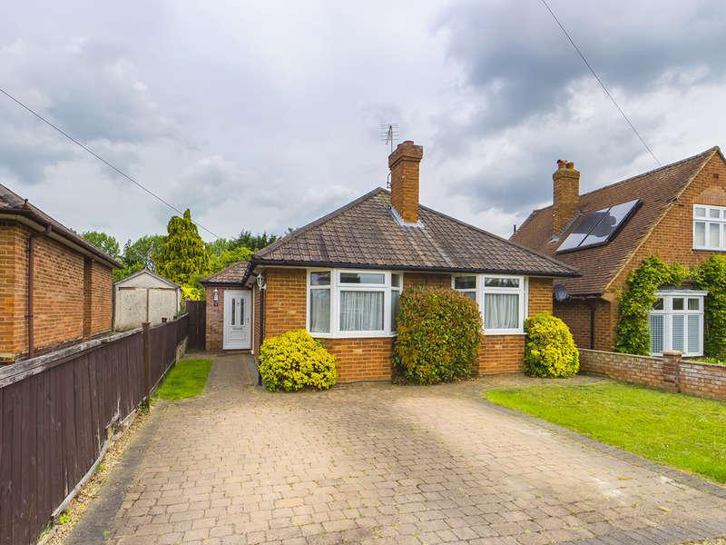 3 Bedrooms Detached Bungalow for sale in Saffron Hill, Letchworth Garden City, SG6
